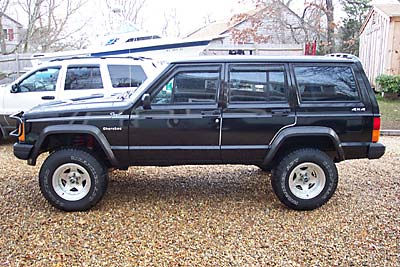 Jeffs 92 Sport 35of Lift And 31s